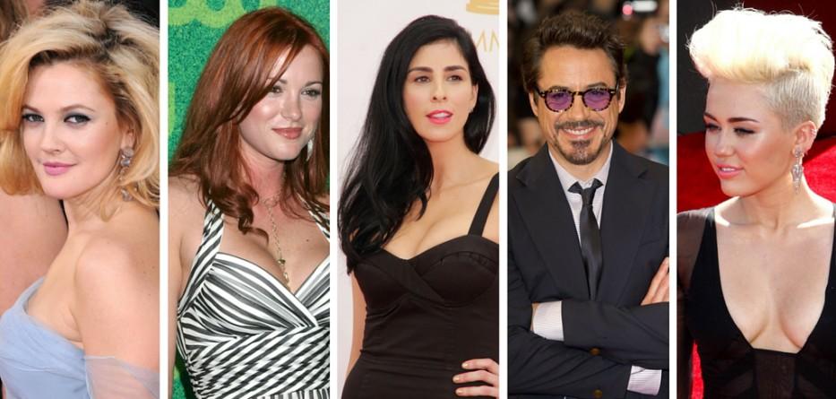 Celebrities Who Smoke Marijuana