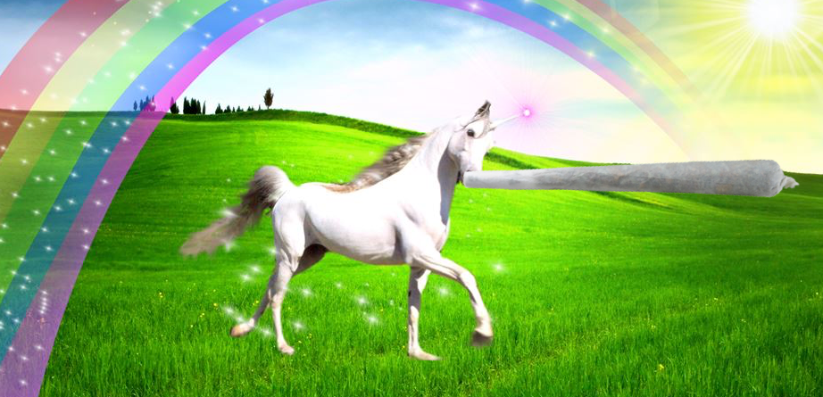 the weed business unicorn